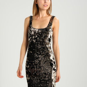 BARDOT Sequin Party Dress